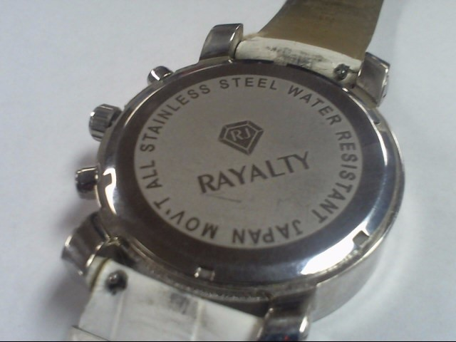 RJ WATCH Gent's Wristwatch RAYALTY