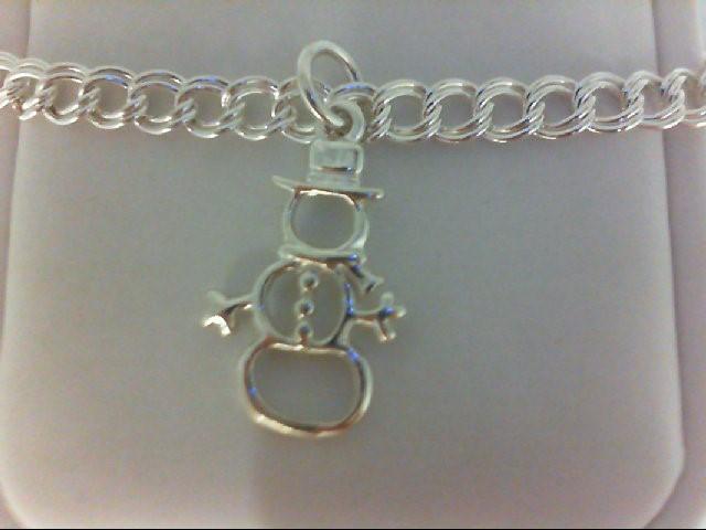 Silver Bracelet 925 Silver 5.3g