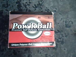 POW R BALL AMMUNITION Ammunition 45 SELF DEFENSE AMMUNITION