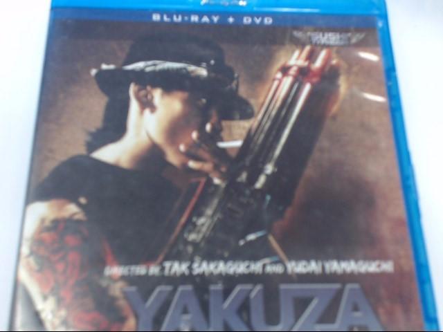 YAKUZA WEAPON - BLU-RAY MOVIE