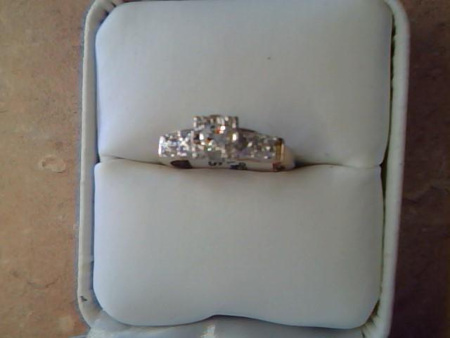 DIAMOND RING JEWELRY , 14KT, 3.6