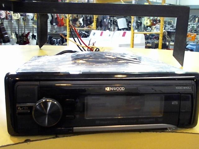 KENWOOD Car Audio KDC-610U