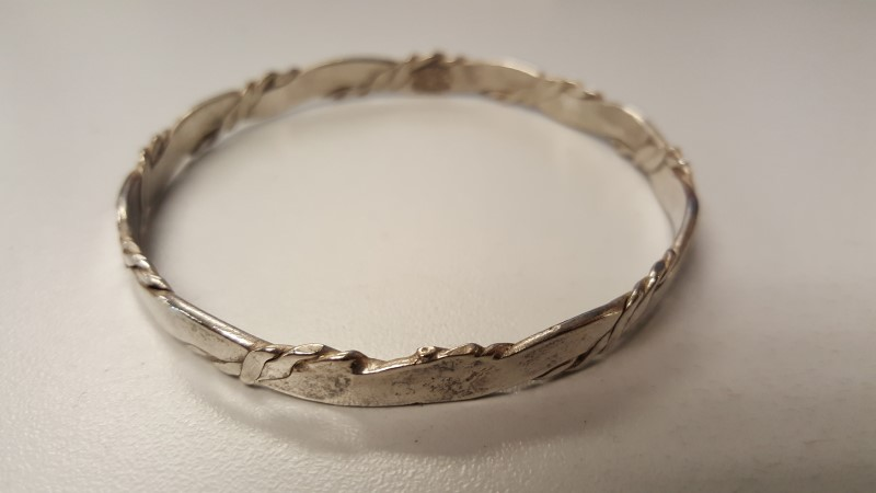 Silver Bracelet 925 Silver 15.4g