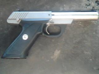 COLT Pistol 22 TARGET PISTOL
