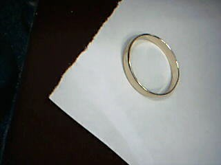 Gent's Gold Ring 14K Yellow Gold 2.8g Size:13.5