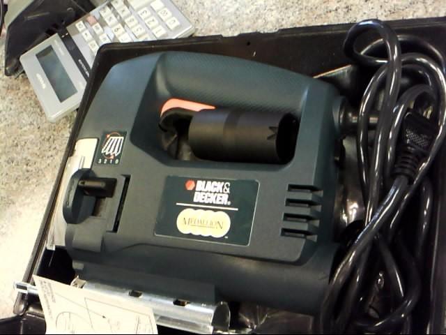 BLACK & DECKER Jig Saw HD4000