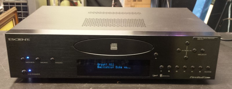 ESCEIENT Home Audio Parts & Accessory FIREBALL AVX-211