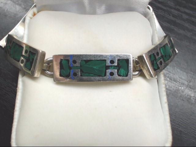 Silver Bracelet 925 Silver 32.3g