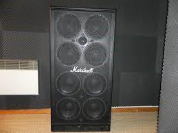 MARSHALL Speaker Cabinet MBC810