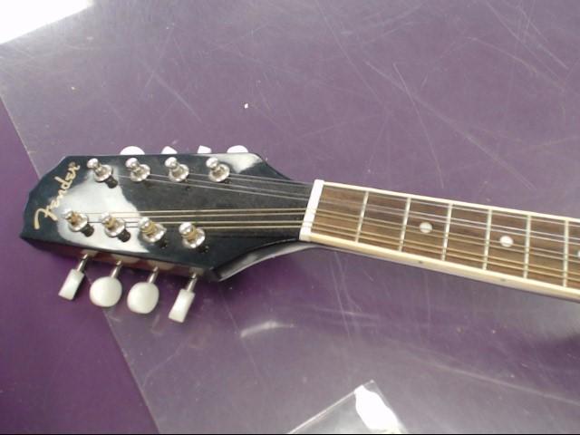 Fender Mandolin fm 52e Fender Mandolin fm 52e sb