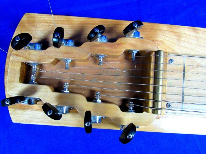 GEORGE BOARDS LAP STEEL GUITAR