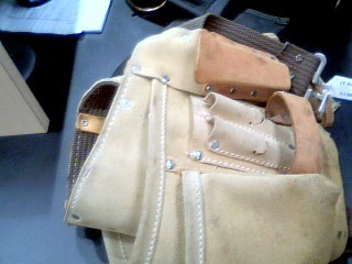 CLC Tool Bag/Belt/Pouch TOOLBELT