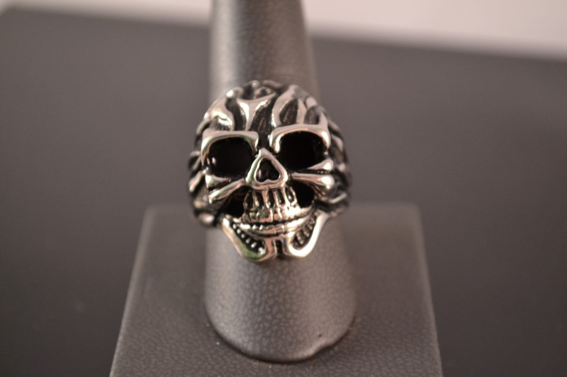 Gent's Ring Silver Stainless 16.2g
