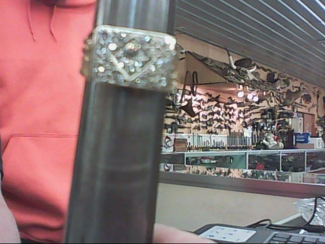 Gent's Diamond Fashion Ring 15 Diamonds .84 Carat T.W. 14K Yellow Gold 5.7dwt