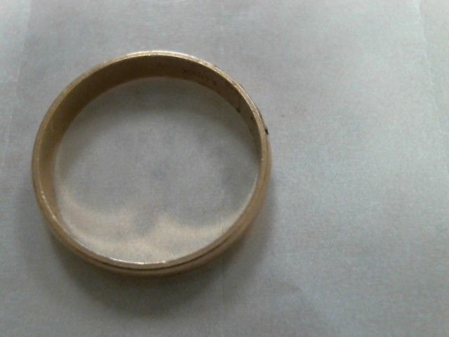 Gent's Gold Ring 10K Yellow Gold 1.8dwt