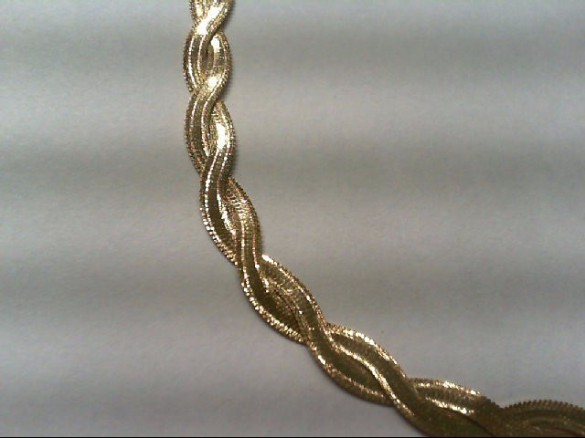 Gold Bracelet 14K Yellow Gold 5g