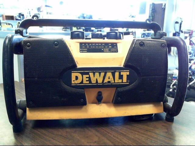 DEWALT Boom Box DW911