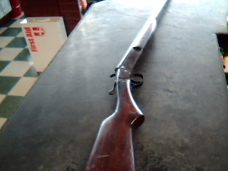 IVER JOHNSON Shotgun CHAMPION SINGLE SHOT 12 GAUGE