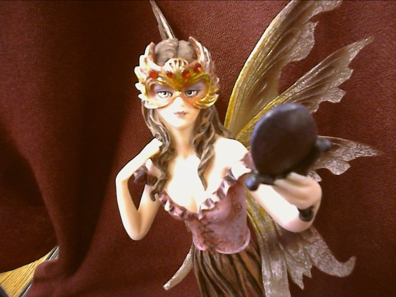 """MISC COLLECTIBLES NEW MISC NEW MISC OPPORTUNITY BUYS INC WFR23; 10.5""""H MASK FAIR"""