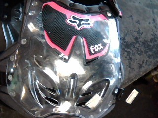 FOX Mountain Bicycle CHEST PLATE