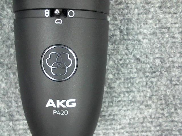 AKG Microphone P420