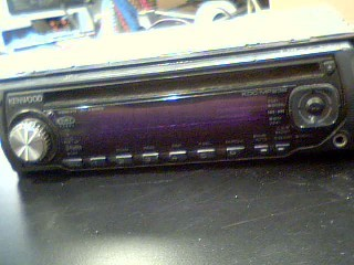 KENWOOD Car Audio KDC-MP238