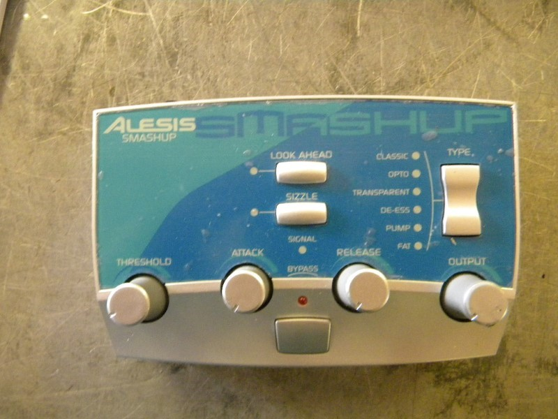 ALESIS Effect Equipment MOD FX SMASH UP