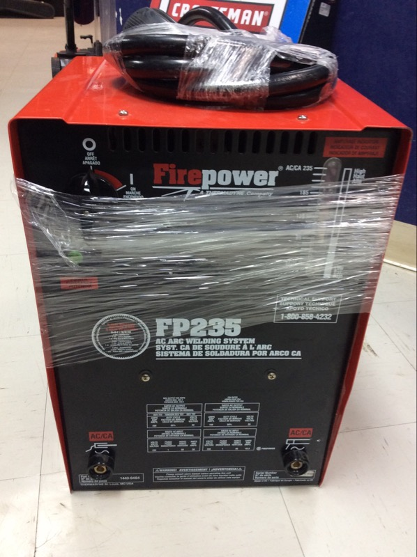 Victor Technologies Group Firepower Thermal Arc FP-235 Welding System