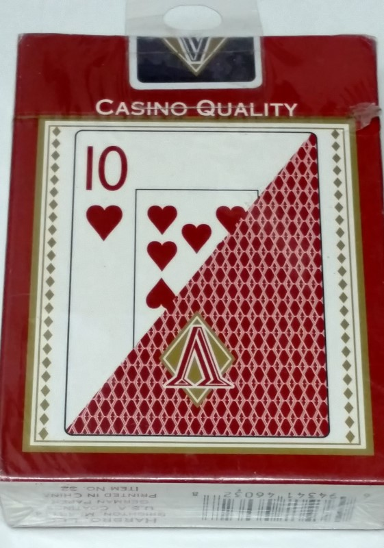 Casino Collectible CASINO QUALITY PLAYING CARDS