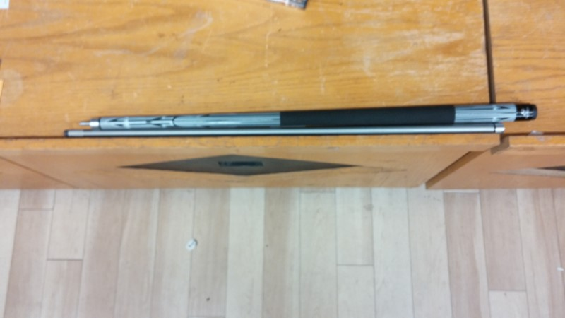 EAST INDIAN TRADING COMPANY Pool Cue POINT FIBER GLASS POOL CUE