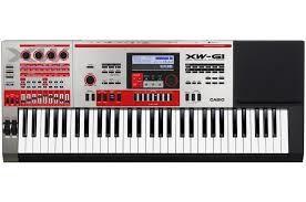 CASIO Piano/Organ XW-G1