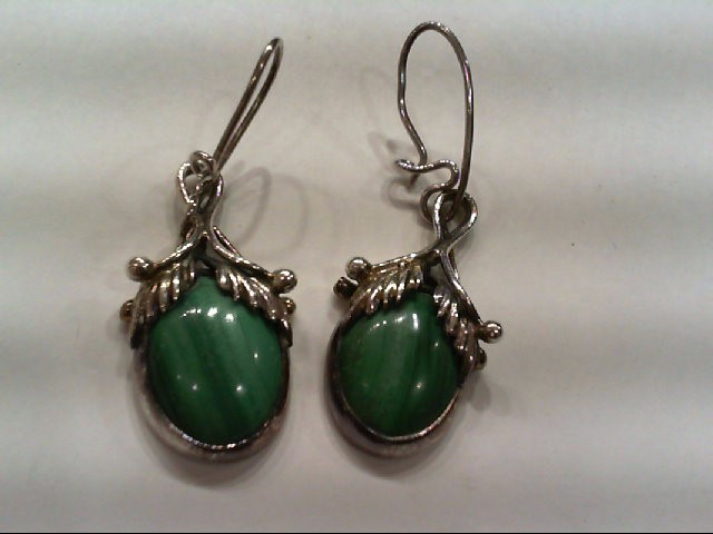 Silver Earrings 925 Silver 10.7g