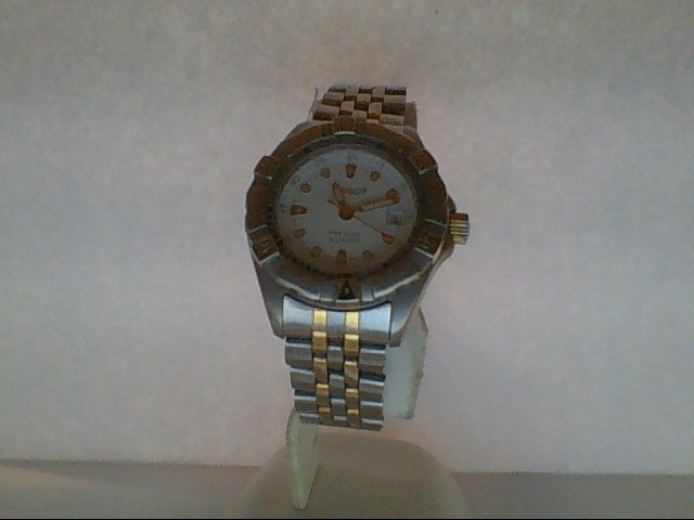 TISSOT Lady's Wristwatch PR100