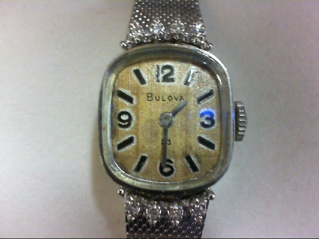 BULOVA Lady's Wristwatch N5