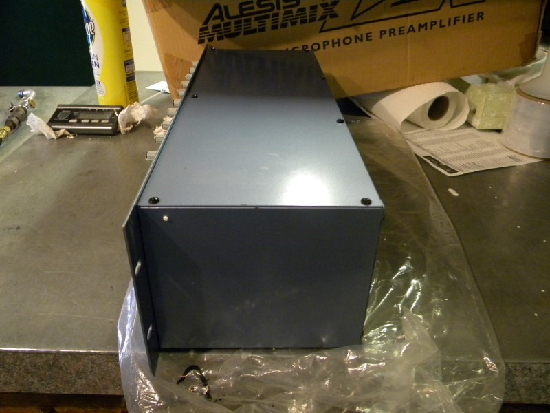 ALESIS Mixer MULTIMIX12R