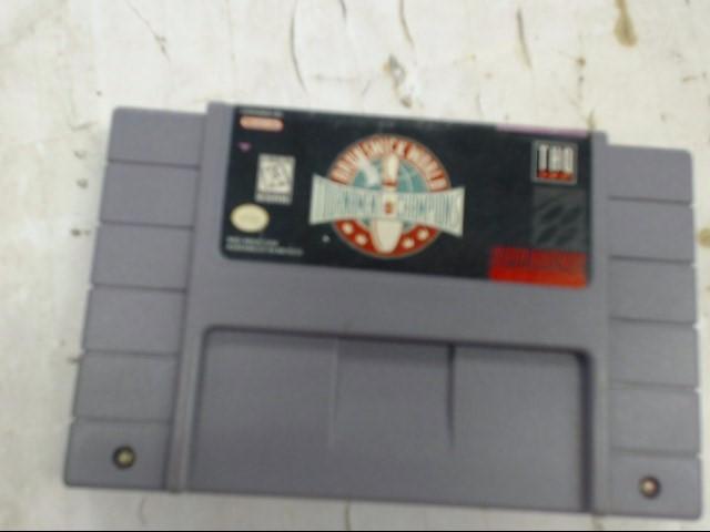 NINTENDO Nintendo SNES Game SUPER NINTENDO GAMES