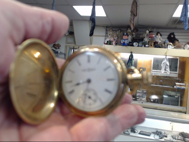 ILLINOIS WATCH COMPANY Pocket Watch VINTAGE POCKET WATCH
