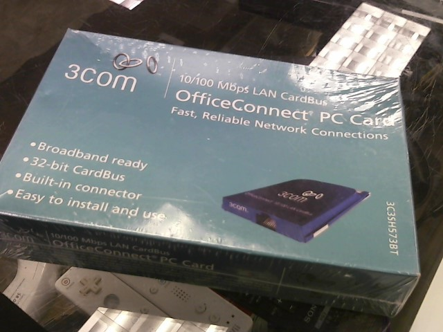 PALM OFFICE CONNECT PC CARD