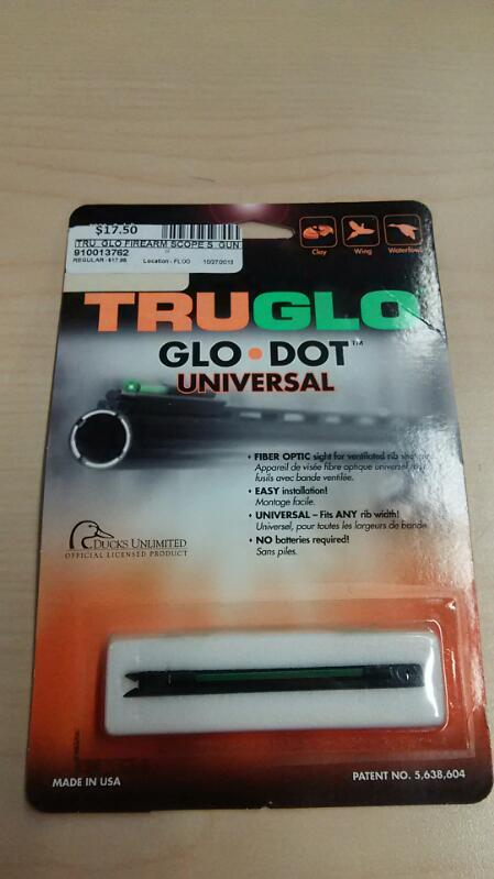 TruGlo Firearm Scope