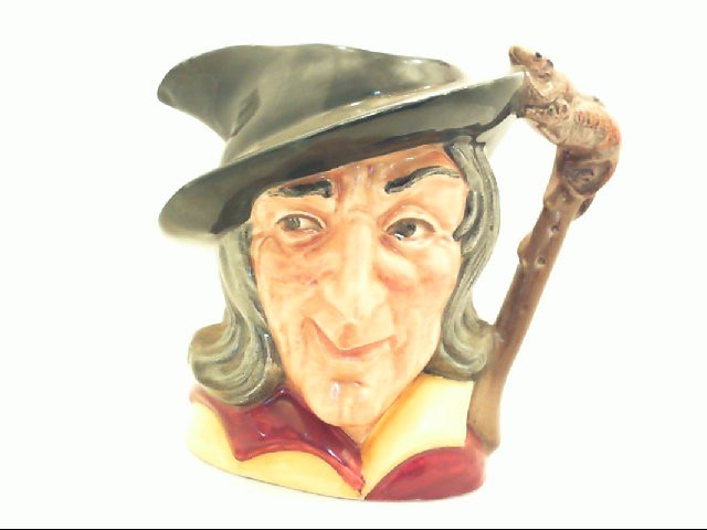PIED PIPER- ROYAL DOU. TOBY JUG
