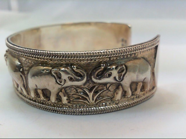 Silver Bracelet 925 Silver 38.9g