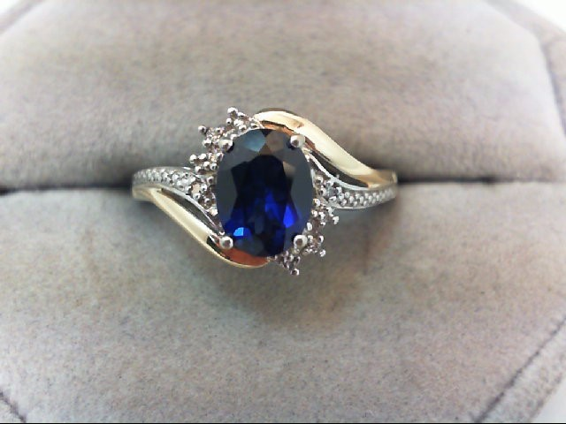 Lady's Silver Ring 925 Silver 3g