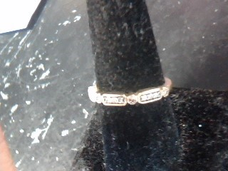 Lady's Diamond Cluster Ring 12 Diamonds .24 Carat T.W. 10K Yellow Gold 1.3dwt