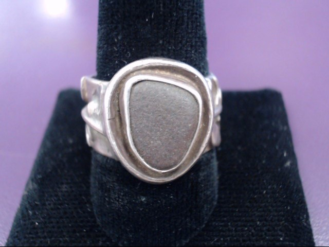 Lady's Silver Ring 925 Silver 11.4g