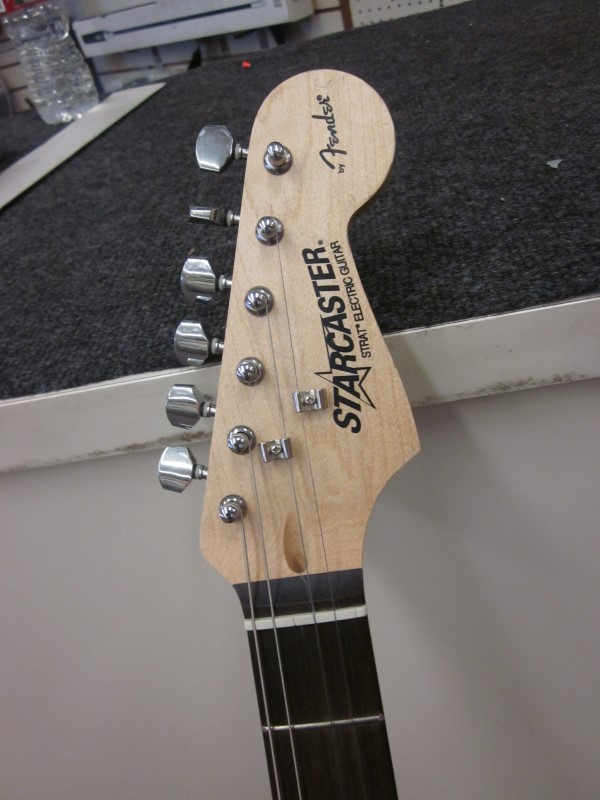 Fender Stratocaster Made In China : fender starcaster electric guitar made in china acceptable buya ~ Hamham.info Haus und Dekorationen