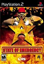 SONY Sony PlayStation 2 STATE OF EMERGENCY