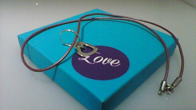 SISTER ACCORD NECKLACE-LOVE