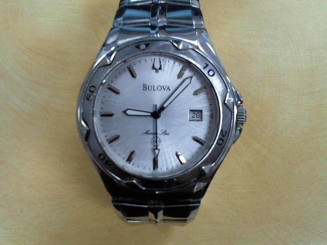 BULOVA Gent's Wristwatch MARINE