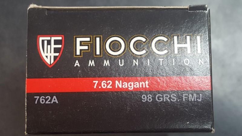 FIOCCHI AMMUNITION Ammunition 762A