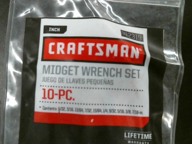 CRAFTSMAN Wrench 42319